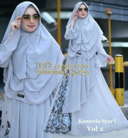 Kameela Syar'i Vol 2 by Iva's G