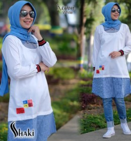 Keeva Tunik by Shaki w