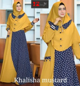 Khalisha by IZ Design MU