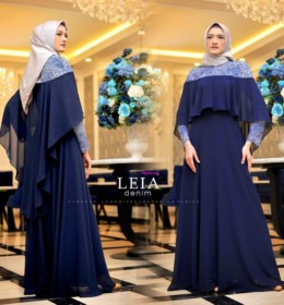 Leia Exlusive Party Gown D