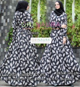 Liliana Jumbo Dress by Orinaura BL
