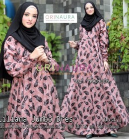 Liliana Jumbo Dress by Orinaura D