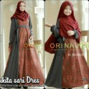 Lukita Sari Dress by Orinaura m