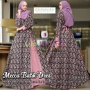 Mecca Batik Dress by Orinaura l