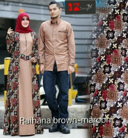 Raihana Couple by IZDesign BR