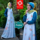 SAFIRA 2 DRESS by LAYRA t