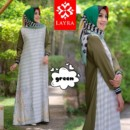 SAFIRA DRESS by LAYRA g