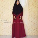 Fasha dress by uva hijab m