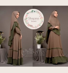 SHAFANA by Oribelle Hijab Style br