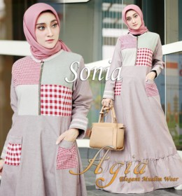 Sonia Dress By Agia 2