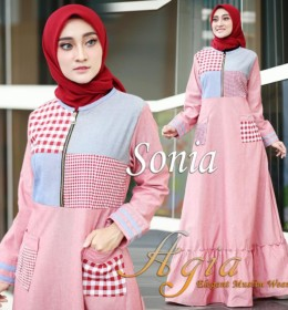 Sonia Dress By Agia 4