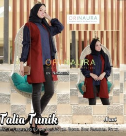 Talia Tunik by Orinaura n