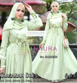 Khasanah Dress by Orinaura g