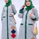 Naila dress by Nasywa h