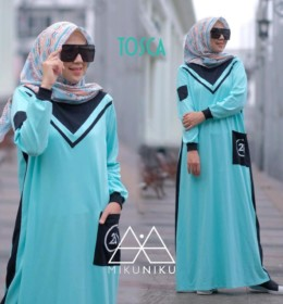 ALIKA DRESS By MIKUNIKU