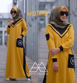 ALIKA DRESS By MIKUNIKU mus