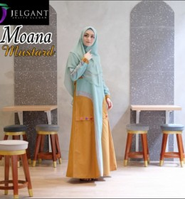 Moana Syari DRESS m