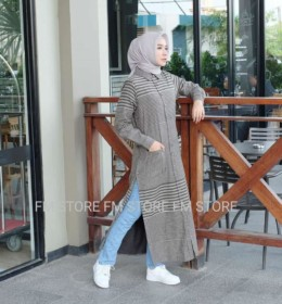 Suqma long tunic series 2 bb