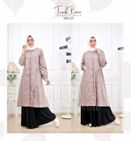 TUNIK RANIA BY Oribelle Basic m