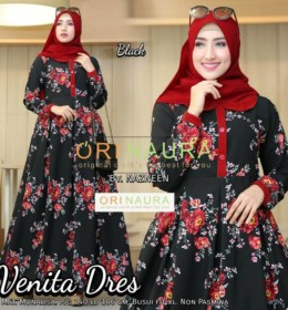 Venita Dress by Orinaura b