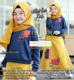Aini Set Kids by Orinaura n
