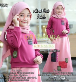 Aini Set Kids by Orinaura p