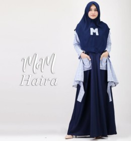 Haira set by Mom d