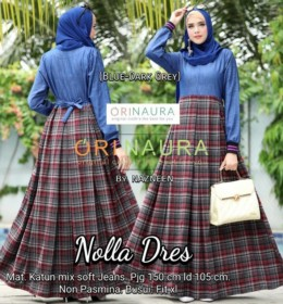 Nolla dress by Orinaura bl