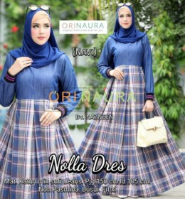 Nolla dress by Orinaura n