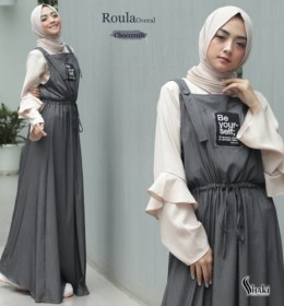 Roula Overall by Shaki C