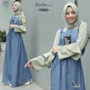 Roula Overall by Shaki G