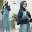Roula Overall by Shaki N