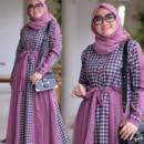 Haifa dress by Restu Mandeh l