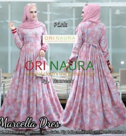 Marcella dress by Orinaura p