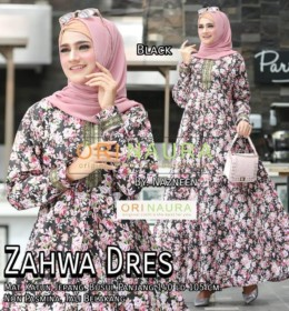 Zahwa dress by Orinaura b