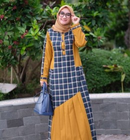 Shakila dress by Bebent MU