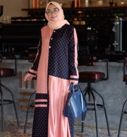 Hafizah dress by Restu Mandeh d
