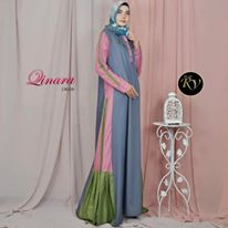 Qinara dress by Reeva a