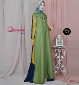 Qinara dress by Reeva g