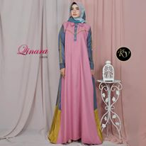 Qinara dress by Reeva p