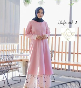 Akifah dress vol 2 p