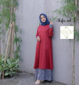 Akifah dress vol 2 r
