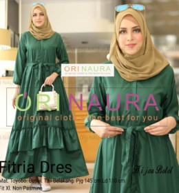 Fitria Dress by Orinaura h