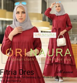 Fitria Dress by Orinaura m