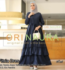 Fitria Dress by Orinaura n