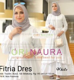 Fitria Dress by Orinaura w