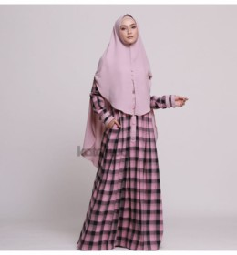Syami Set Dusty Pink
