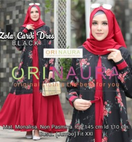 Zola Cardi Dress by Orinaura b