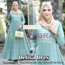DELISA DRESS by ORINAURA M