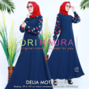 Delia Motif Dress by Orinaura N